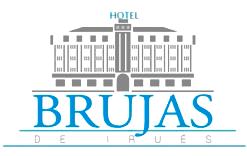 logotipo hotel brujas