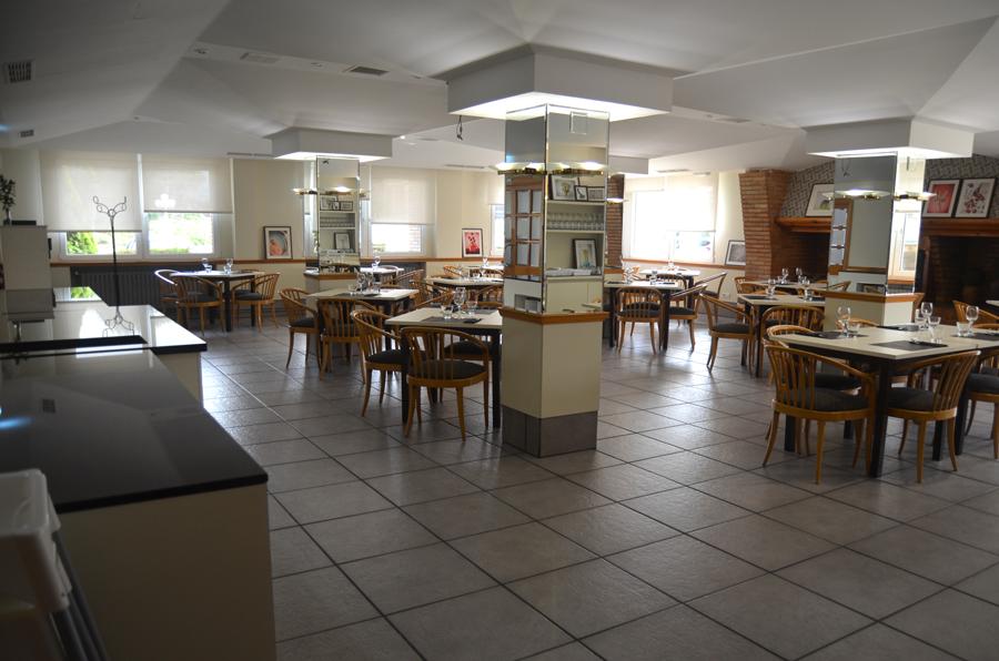 Cafetería en Tarazona Hotel
