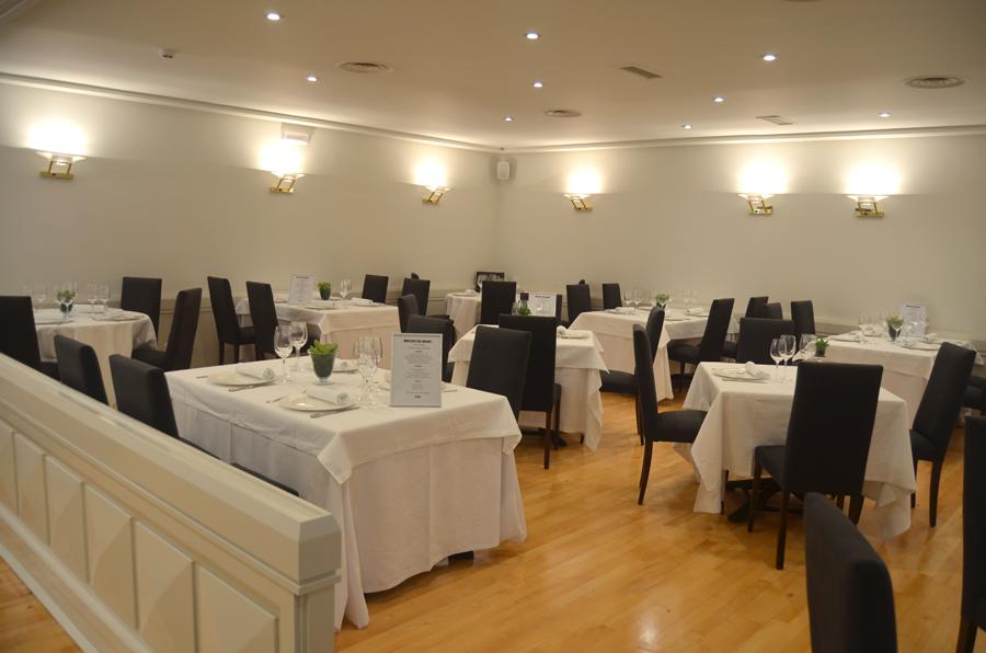 Restaurante en Tarazona Hotel Brujas de Irués