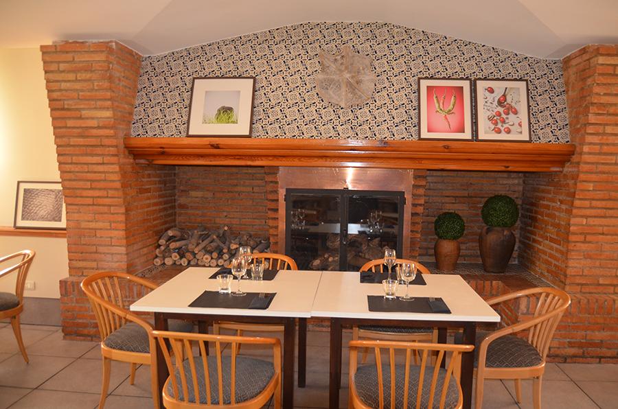 Cafetería en Tarazona Hotel Brujas
